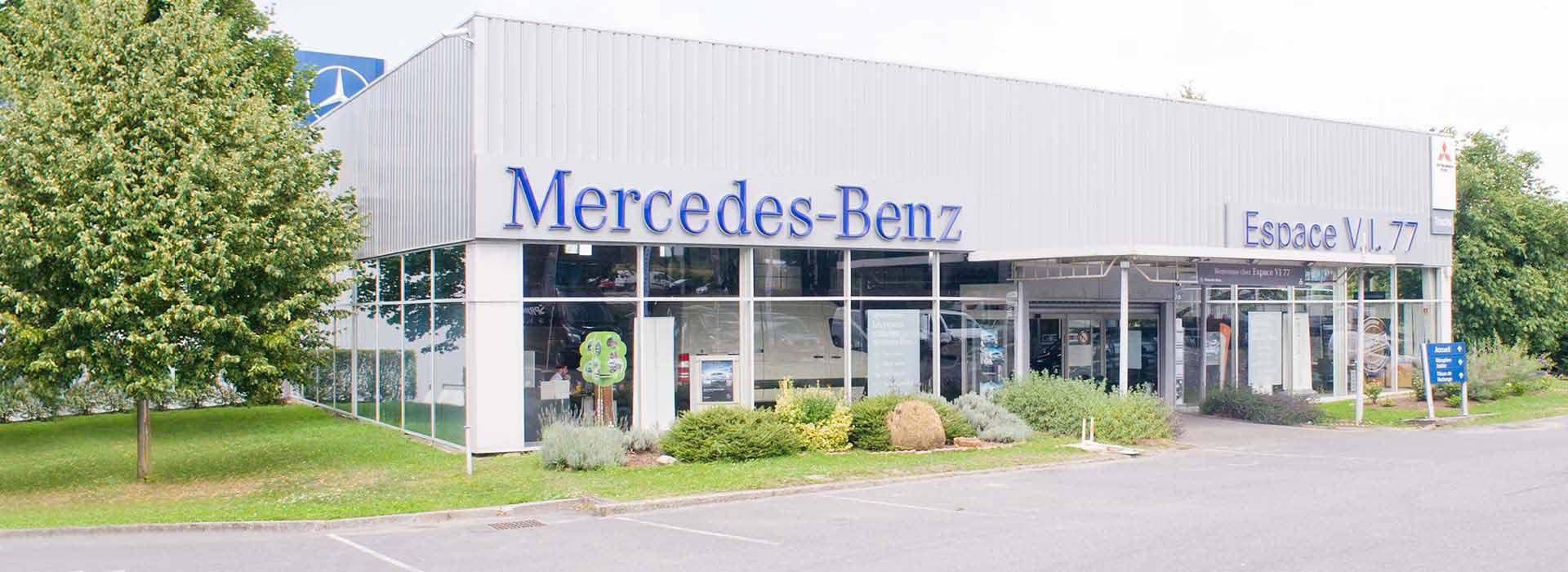 Mercedes benz utilitaires villeparisis concessionnaire for Garage peugeot a villeparisis