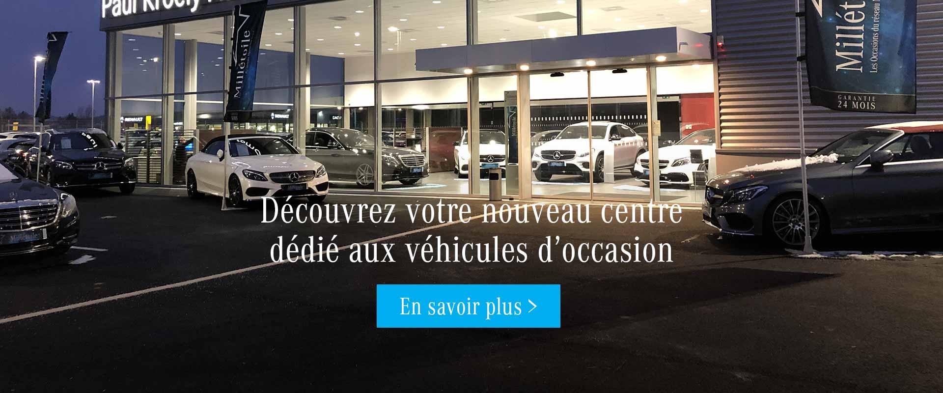 Mercedes Benz Thionville Voiture Occasion Et Neuve Concessionnaire Reprise Entretien