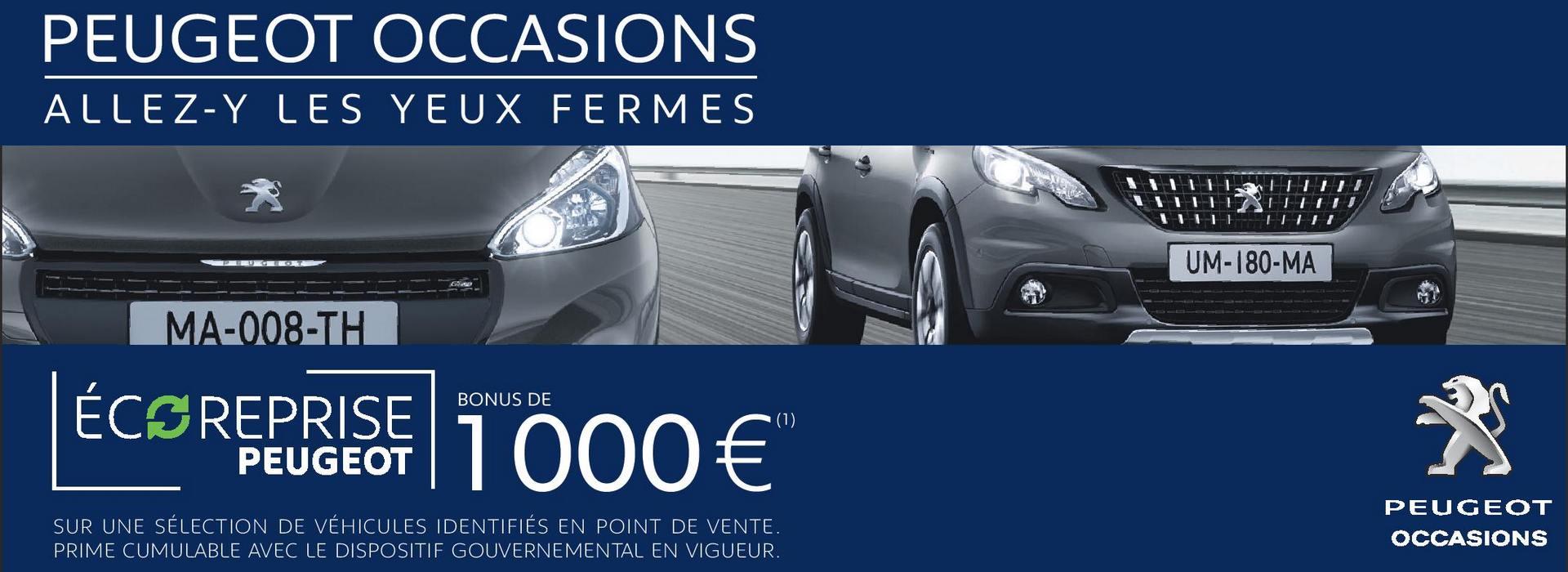 Peugeot avignon concessionnaire garage vaucluse 84 for Reprise garage peugeot