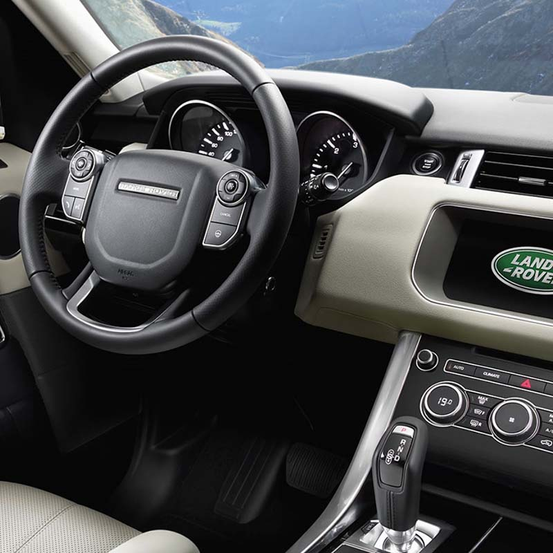 range rover sport intrieur
