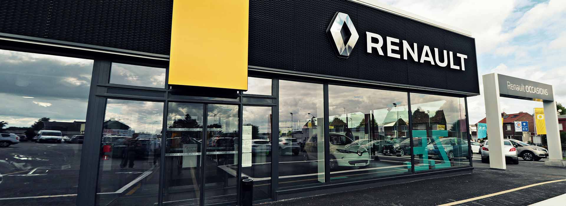 Renault arras concessionnaire garage pas de calais 62 for Garage new s villejuif