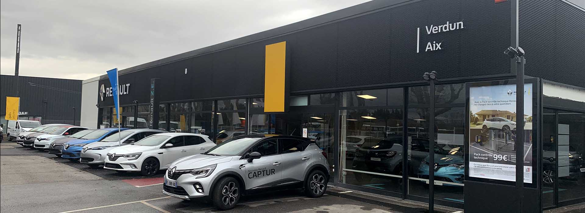 Renault pertuis concessionnaire garage vaucluse 84 for Garage pertuis occasion