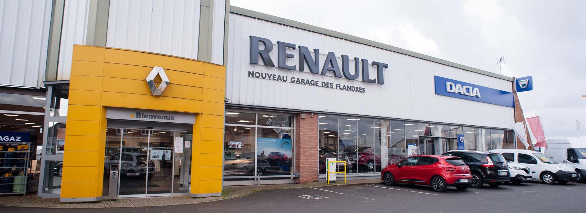 Renault dunkerque concessionnaire garage nord 59 - Garage occasion dunkerque ...