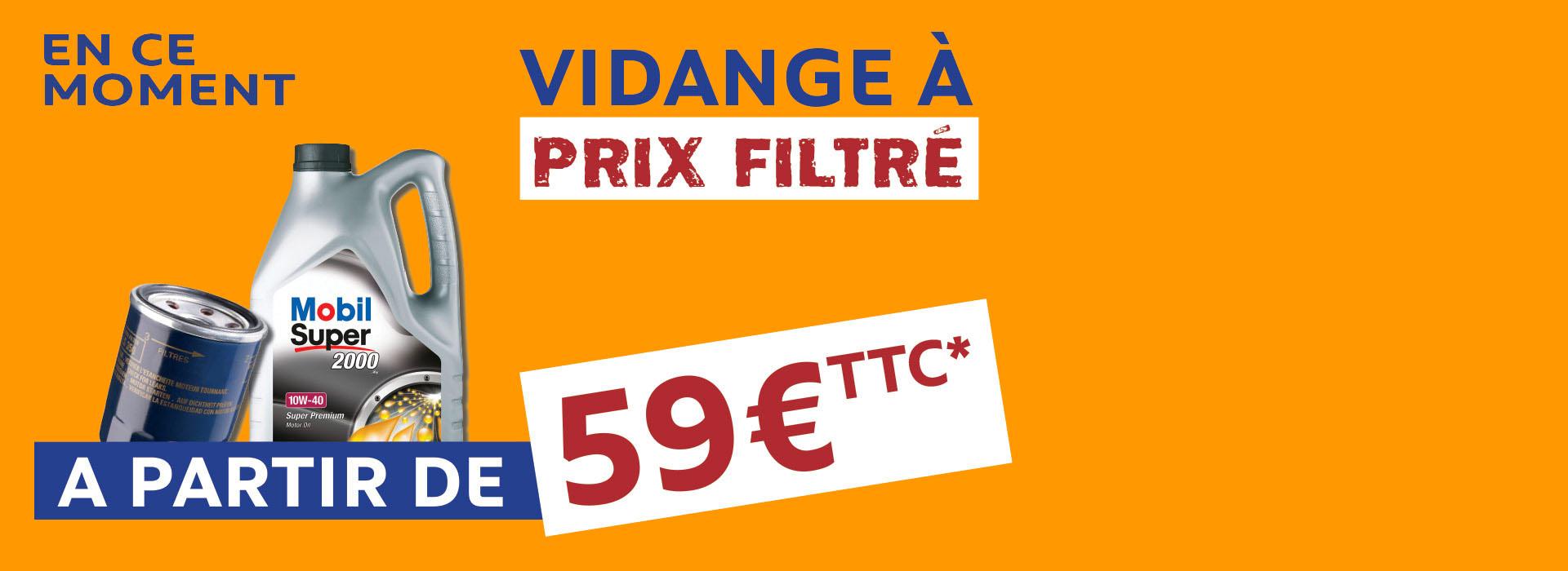 Peugeot niort concessionnaire garage deux s vres 79 for Prix vidange garage