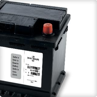 peugeot 107 batteria