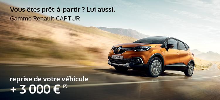 Captur prêt a partir   Promotions chez votre concessionnaire Renault ... a86fdbd9d02e