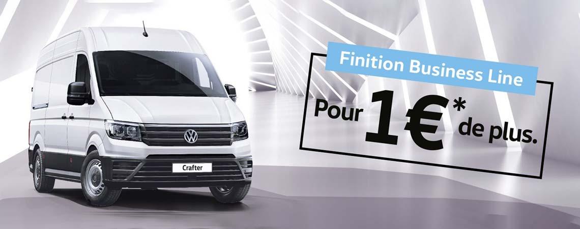 Promotion v hicule utilitaire et de soci t volkswagen reims for Garage utilitaire reims