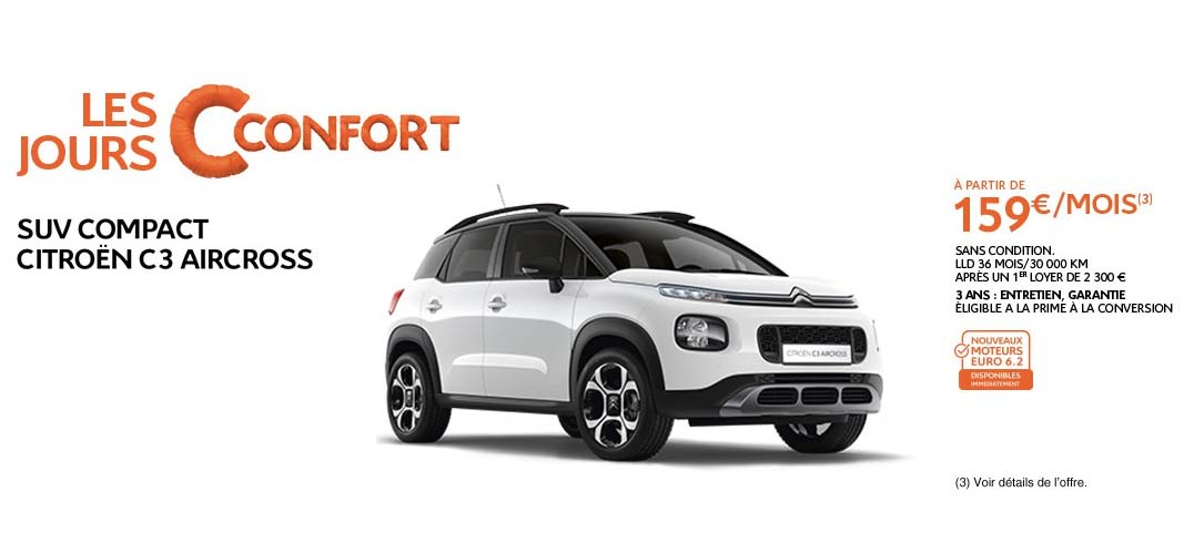 offre citroen suv c3 aircross promotions chez votre concessionnaire citro n evreux. Black Bedroom Furniture Sets. Home Design Ideas