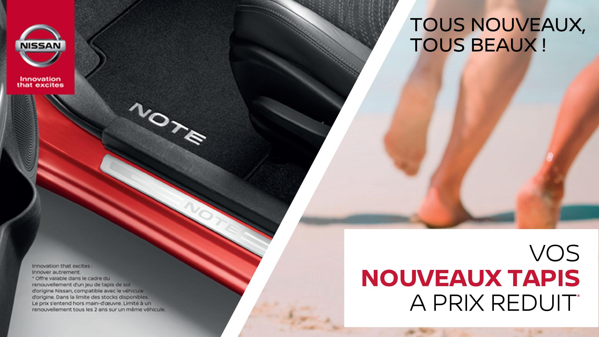 promotion accessoires voiture nissan roncq. Black Bedroom Furniture Sets. Home Design Ideas