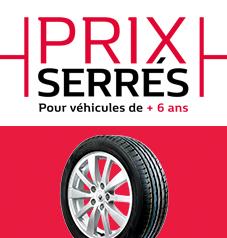 Renault pneumatiques promotions chez votre for Garage renault promotion pneus