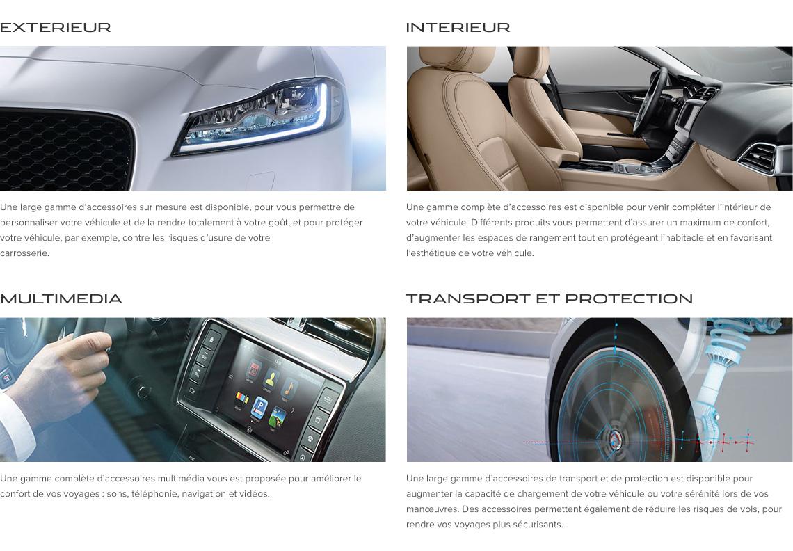 buy good retail prices best price Achat accessoire voiture - Jaguar Paris