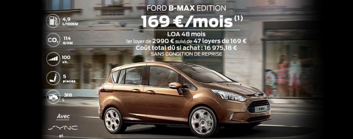 Ford Saint Maur : ford b max edition ford saint maur des fosses ~ Gottalentnigeria.com Avis de Voitures
