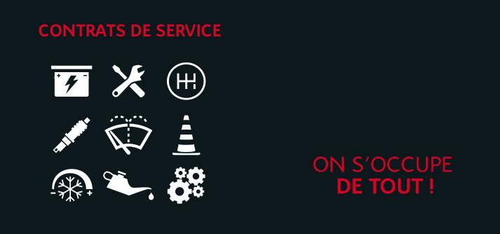 Les diff rentes formules de contrat de service citro n - Reparation telephone chartres ...