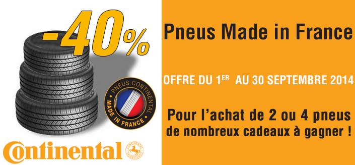 offre pneu continental renault maintenon. Black Bedroom Furniture Sets. Home Design Ideas