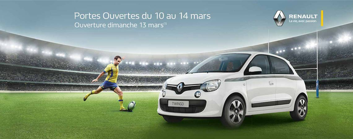 portes ouvertes mars 2016 renault saint omer. Black Bedroom Furniture Sets. Home Design Ideas