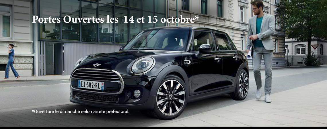 Portes ouvertes octobre mini store bayern automobiles - Portes ouvertes concessionnaires automobiles ...
