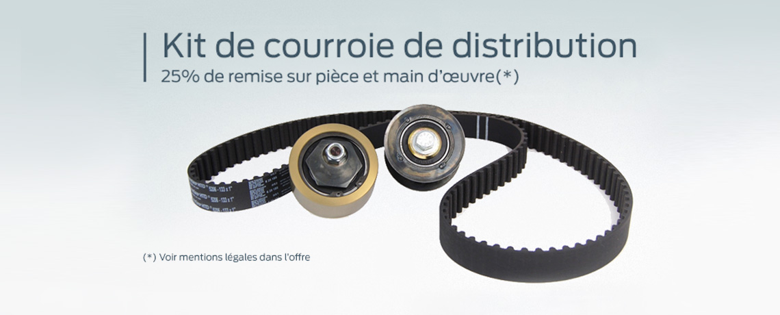 promotion courroie de distribution ford saint maur des fosses. Black Bedroom Furniture Sets. Home Design Ideas