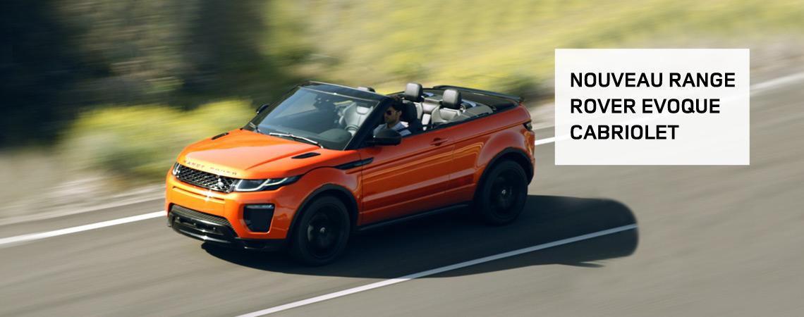 range rover evoque cabriolet land rover li vin. Black Bedroom Furniture Sets. Home Design Ideas