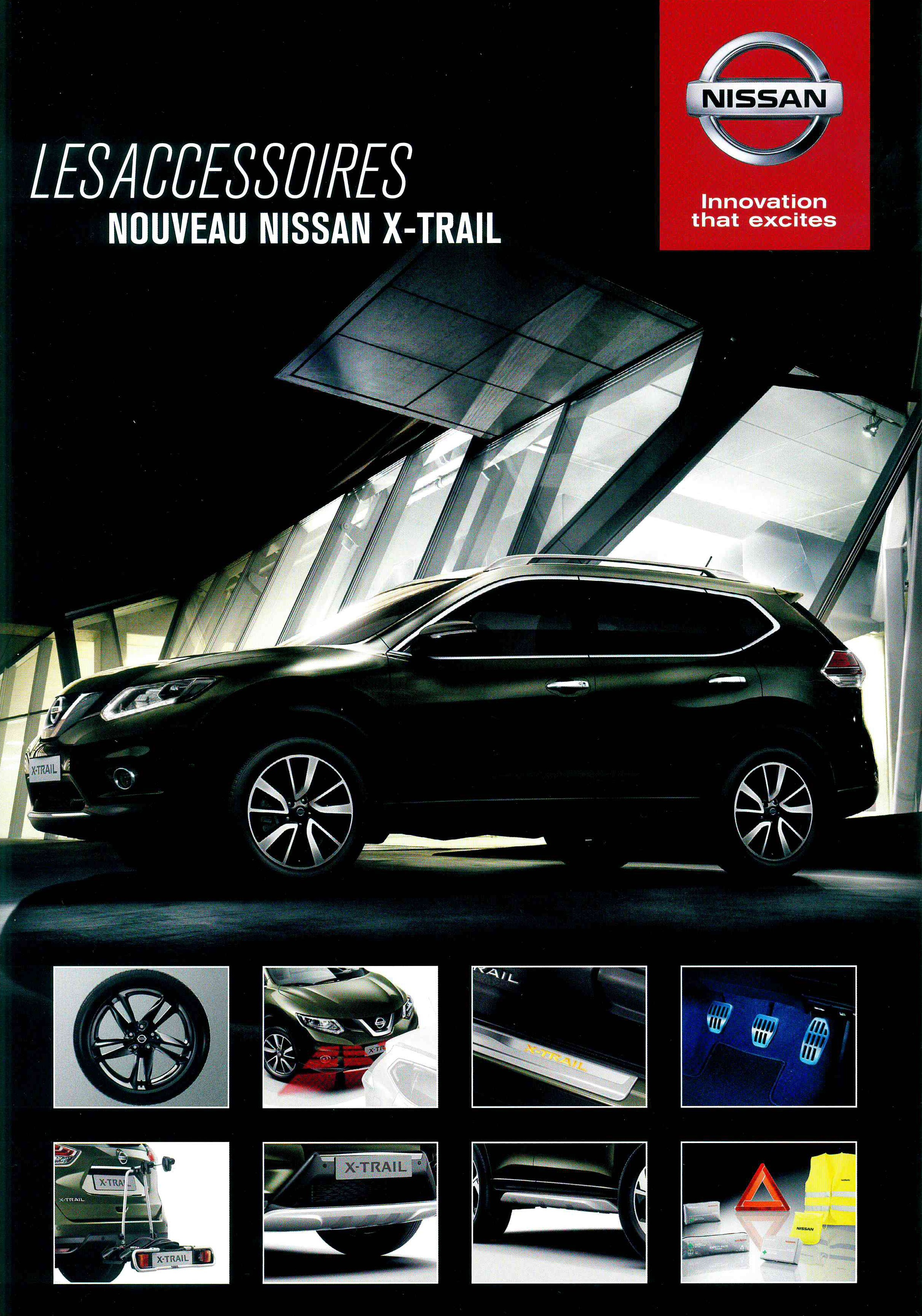 61dde1f328c Accessoires Nouveau X-trail chez Nissan Chartres