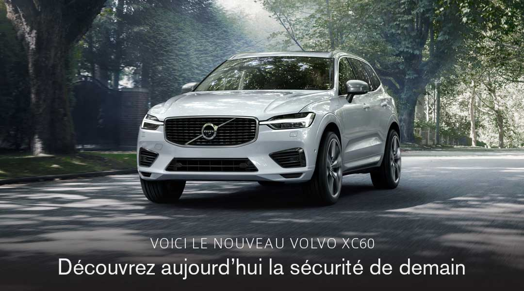 nouveau volvo xc60 volvo strasbourg. Black Bedroom Furniture Sets. Home Design Ideas