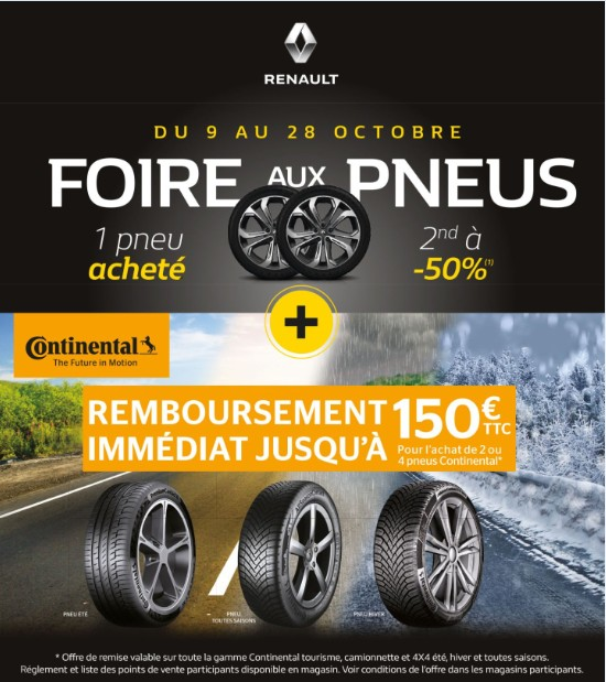 foire aux pneus renault arras. Black Bedroom Furniture Sets. Home Design Ideas