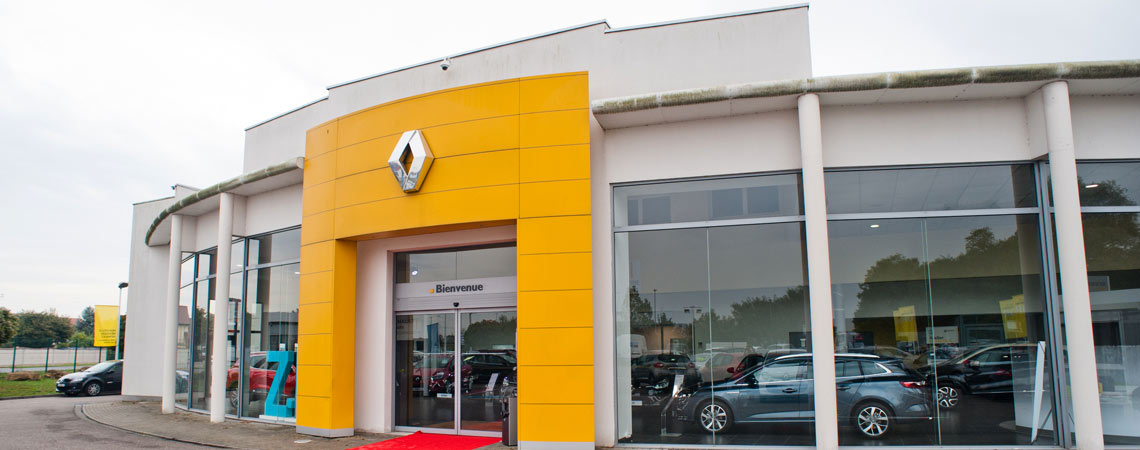Concession Renault Metz