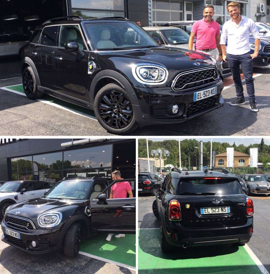 nouveau mini countryman hybride rechargeable phev mini aix en provence. Black Bedroom Furniture Sets. Home Design Ideas