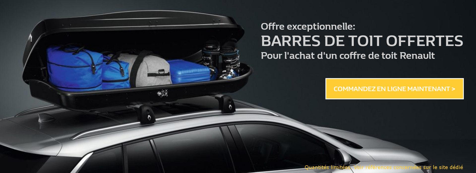 Promotion coffre de toit   Renault Brie, BRIE COMTE ROBERT 588ef30c16c1