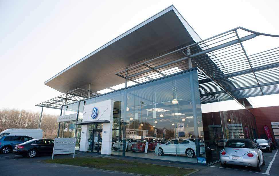 Volkswagen Tournai Un Concessionnaire Autorise Nouveau Service Dans
