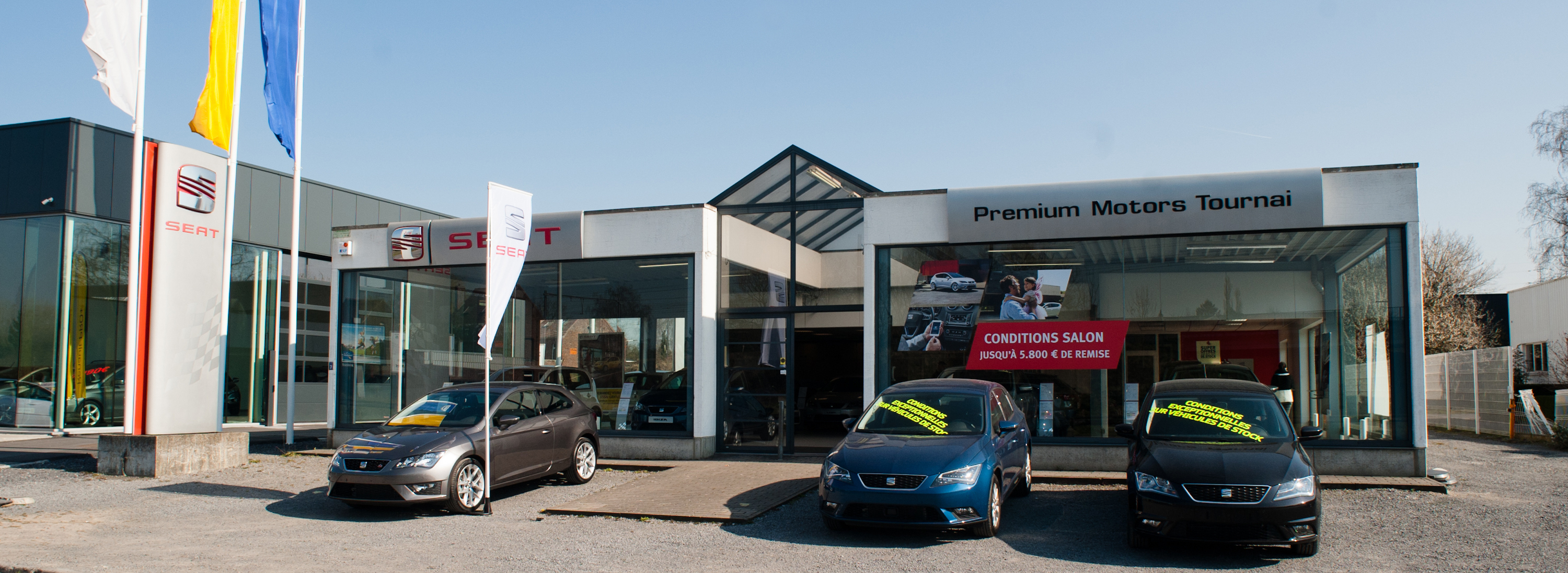 Premium motors tournai for Garage delbar vw mouscron