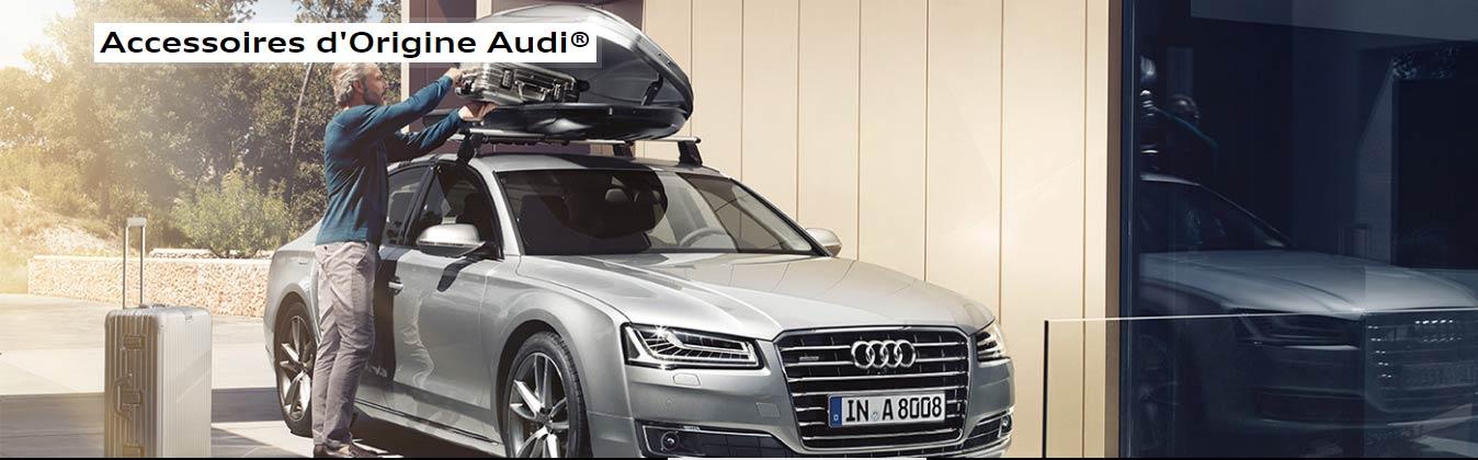 dernière sélection de 2019 expédition gratuite bas prix Accessoires d'Origine Audi   Audi DBF Bordeaux, Artigues ...