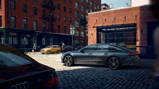 nouvelle Audi A7