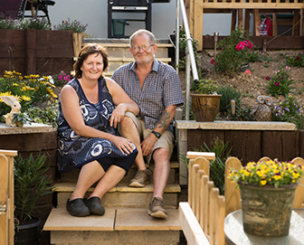Shared Ownership Solves the Problem for Cornwall Couple