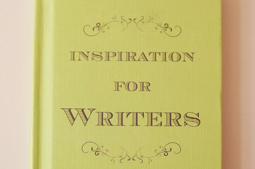 Inspration for Writers