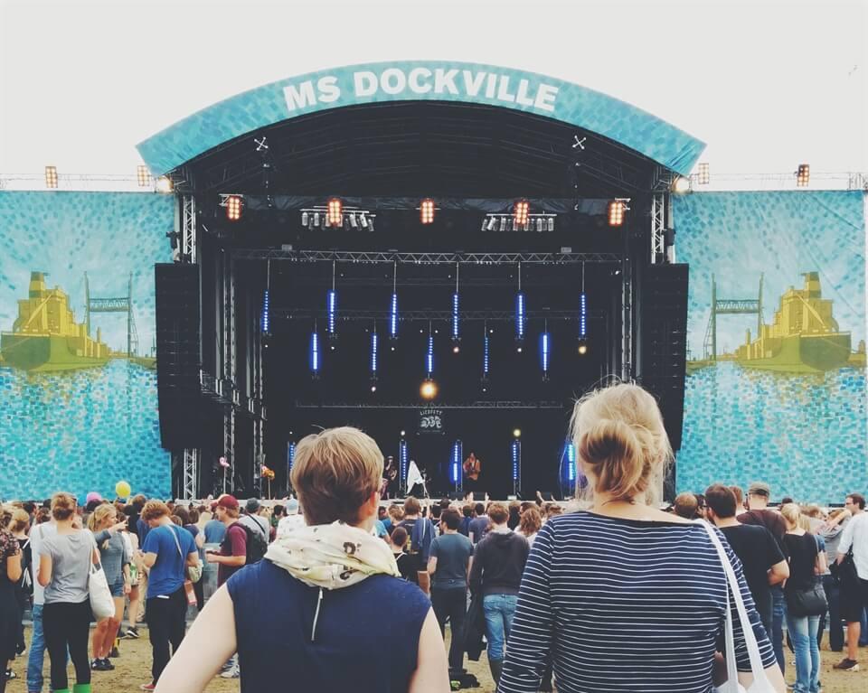 In photos: MS Dockville Festival in Hamburg