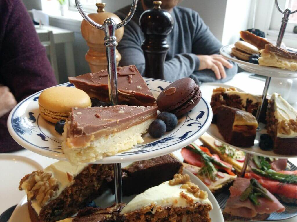 Amsterdam Travel: Afternoon Tea at Hotel Droog