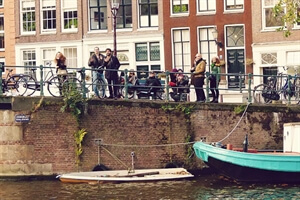 Moments of Happiness in Amsterdam (Part 1)