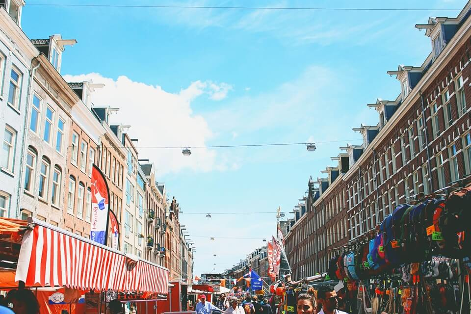 Amsterdam Travel: Amsterdam on a Budget - Guide & Tips