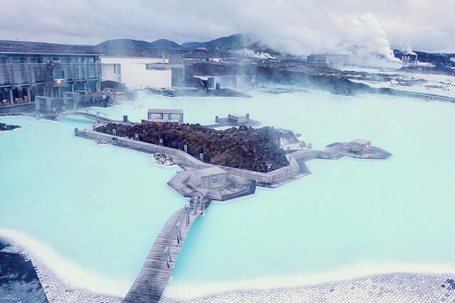 In photos: Soaking in the Blue Lagoon