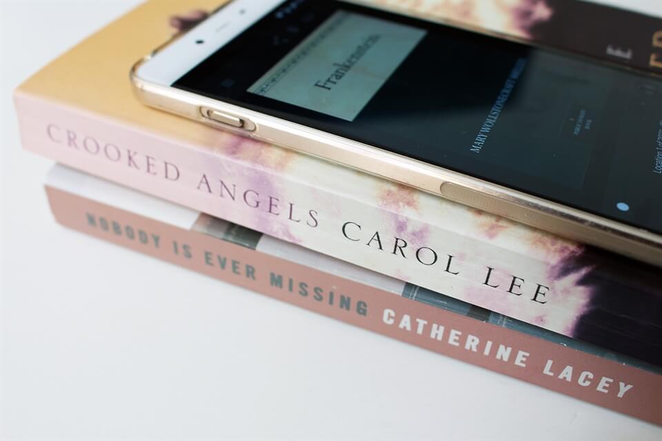The Books I Read in April 2016