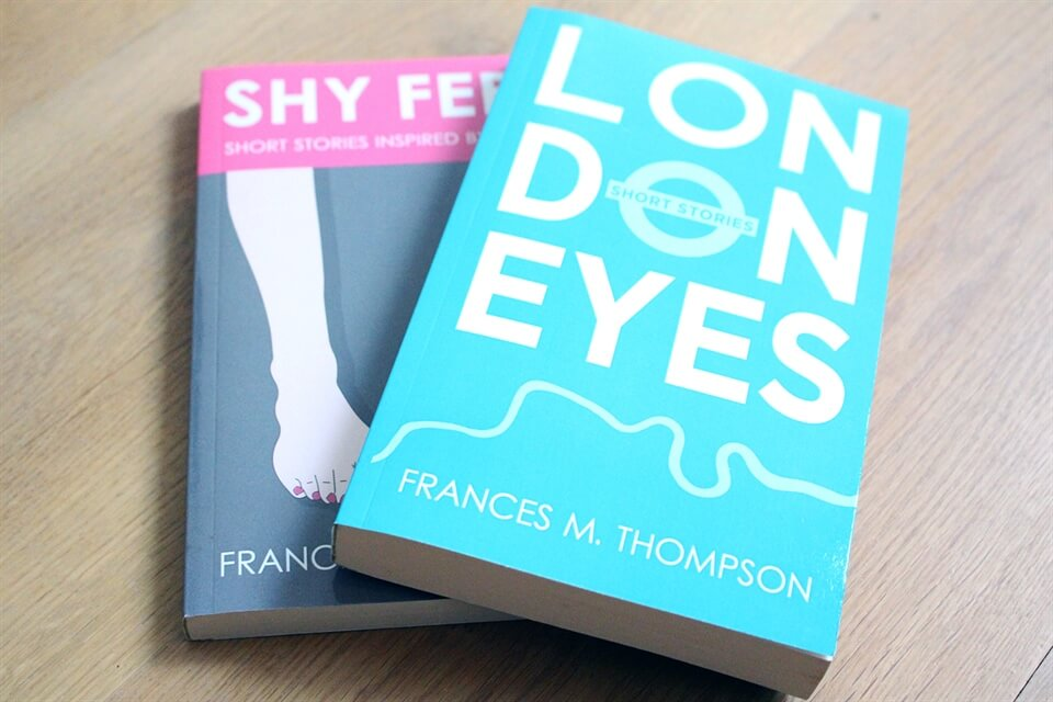 Signed copies of Shy Feet & London Eyes available for Christmas 2015