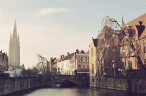 In photos: Beautiful Bruges
