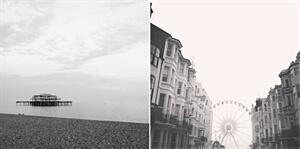Dreaming in Black & White: Brighton