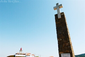 Cabo da Roca: It's the end of the world as we know it...
