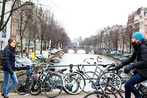 Amsterdam Travel: Tips for Cycling in Amsterdam