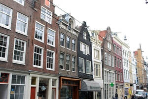 In photos: A walk along Utrechtsestraat in Amsterdam