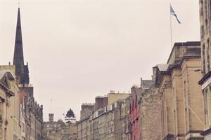 First Impressions: Edinburgh