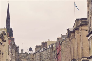 First Impressions: Edinburgh