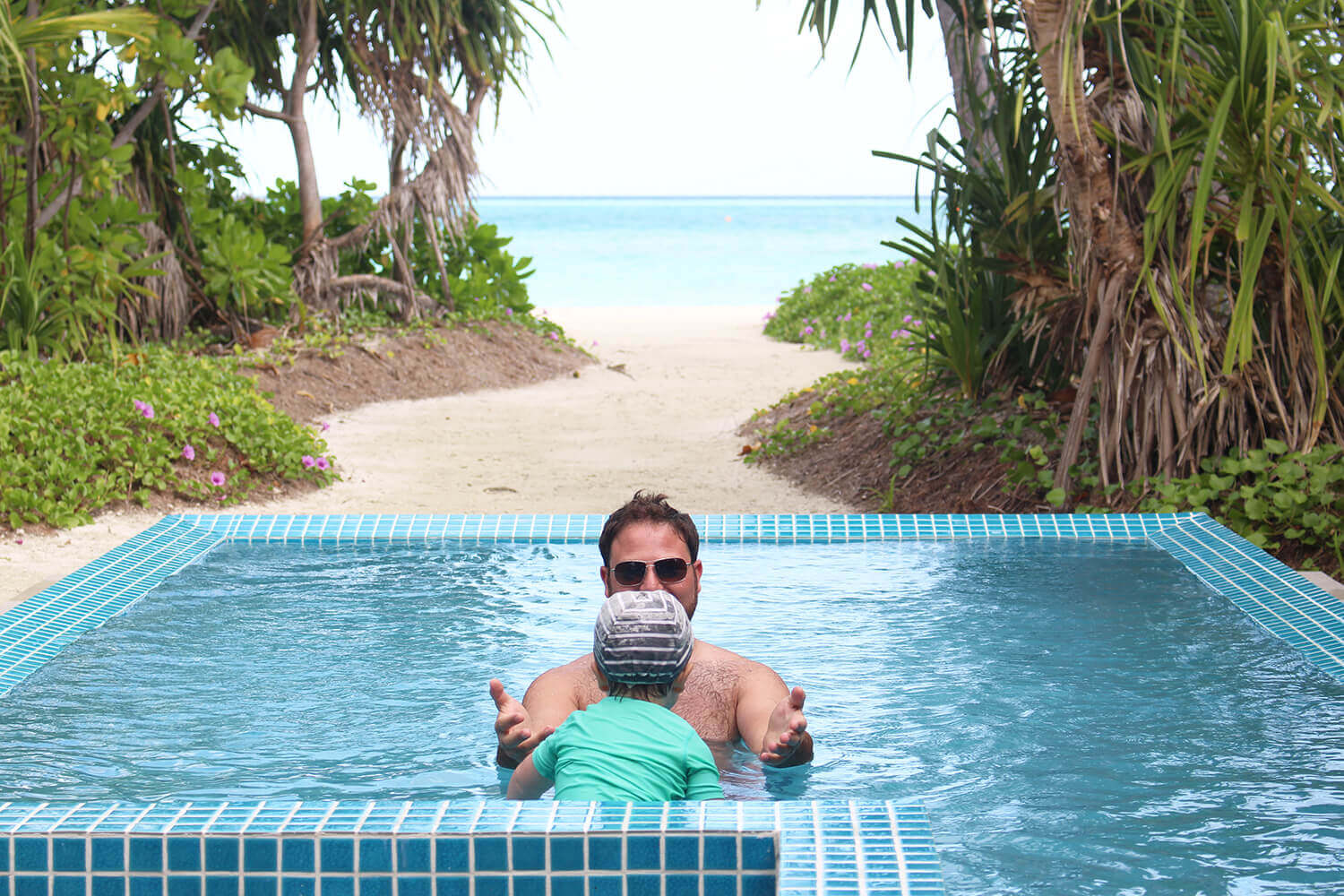 Family Travel The Best Family Resorts In The Maldives As The Bird