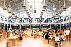 Best Kept Secret: Mercado da Ribeira in Lisbon